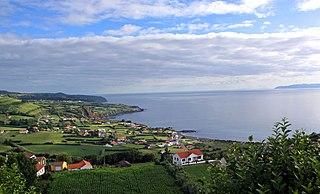 Praia do Almoxarife Civil parish in Azores, Portugal