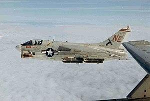 VFA-147 - VA-147 A-7A over Vietnam in 1968/69