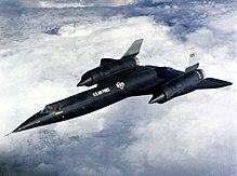 Aereo da ricognizione Lockheed A-12