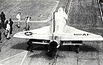 A4D-2 Skyhawk of VA-64 aboard USS Wasp (CVS-18), in 1962.jpg
