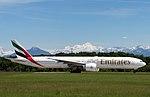 A6-EBQ Boeing B777-36N-ER B77W - UAE (26718777503).jpg