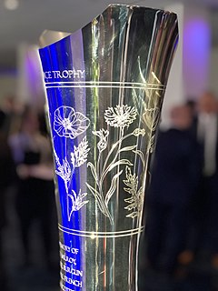 Auld Alliance Trophy annual trophy contested between France and Scotland since 2018