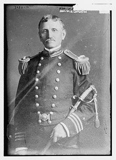William Banks Caperton United States admiral