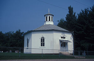 National Register of Historic Places listings in Calhoun County, West Virginia - Image: ALBERTS CHAPEL