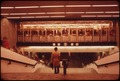 ARRIVALS AND DEPARTURES AT AN UNDERGROUND STATION. ALL HAVE ESCALATORS. SOME ESCALATORS WORK ONLY WHEN ACTIVATED BY... - NARA - 551879.tif