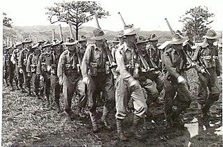 58th/59th Battalion (Australia) Australian Army infantry battalion