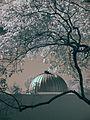 A Cúpula do Telescópio, Escola de Astrofísica, Parque Ibirapuera - Infrared.jpg