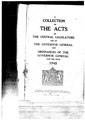 A Collection of the Acts of the Central Legislature and Ordinances of the Governor General of India, 1945.pdf