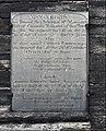 A Grade II Listed Building in Dolgellau, Gwynedd, Wales; St Mary's Church 08.jpg
