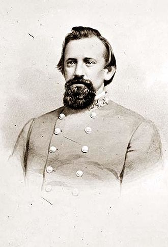 154th Tennessee Infantry Regiment - Col. Alfred J. Vaughan, commander of the consolidated 13th-154th Infantry Regiment