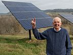 A New Harvest, with Wendell Berry, Henry County, KY, 2011 - photograph by Guy Mendes.jpg