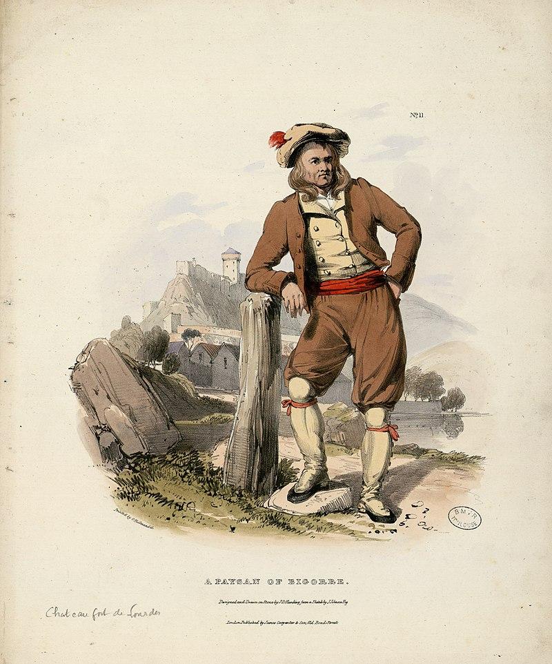 A Paysan of Bigorre - Fonds Ancely - B315556101 A HARDING 042.jpg