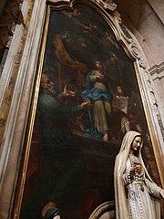 A Virgem Maria com Santa Ana e São Joaquim