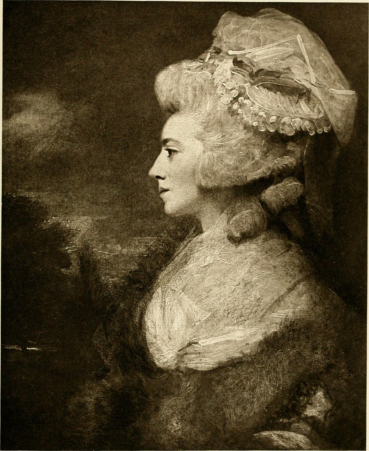 Louisa petty marchioness of lansdowne wikipedia for The grafton