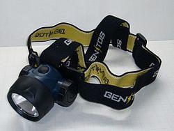 A flashlight to install to a head.JPG