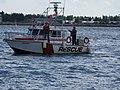 A para-sailing rescue vessel patrols Toronto's busy harbour, 2016 07 03 (14).JPG - panoramio.jpg