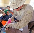 A quarter-million Americans respond to Marine's call to keep children warm in Marjah DVIDS350150.jpg