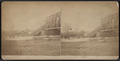 A train wreck on the Tariffville Bridge of the Connecticut Western Railroad, by William Allderige & Son.png