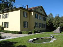 Villa Blumenhalde, Aarau (Quelle: Wikimedia)