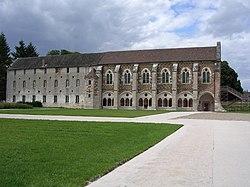 Abbaye de Cîteaux La Bibliothèque