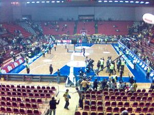 Abdi İpekçi Arena - Image: Abdi İpekçi