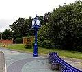 Aberbargoed Town Clock (geograph 3541184).jpg