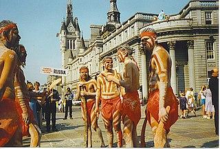 Aberdeen International Youth Festival former arts festival of Scotland