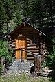 Absaroka Mountain Lodge small log building.jpg