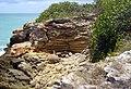 Acantilados en Area del Faro - Cabo Rojo, Puerto Rico - panoramio (3).jpg