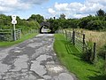 Access To Moreton Farm Campsite - geograph.org.uk - 1413267.jpg