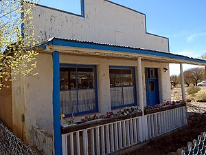 National Register of Historic Places listings in Cibola County, New Mexico - Image: Acoma Curio Shop