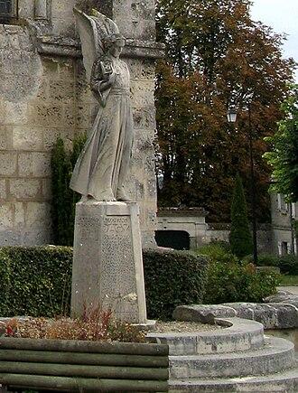 Acy, Aisne - The War Memorial