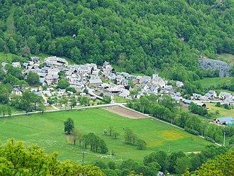 Adervielle-Pouchergues - The village of Adervielle