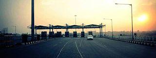 Adityapur Industrial Area Suburb in Jamshedpur, Jharkhand, India