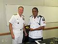 Adm. Patrick Walsh Meets Samoa's Police Commissioner, Lilomaiava Fou Taiolo (5883416411).jpg
