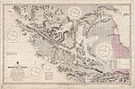 Admiralty Chart No 554 South America Magellan Strait, Published 1887.jpg
