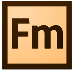 Adobe FrameMaker v11 icon.png