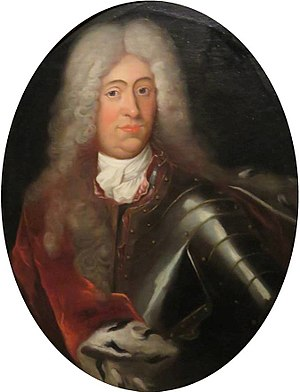 Adolphus Frederick II, Duke of Mecklenburg-Strelitz - Image: Adolf Friedrich II duke of Mecklenburg Strelitz