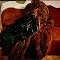 Adolf von Menzel, Der Pelz des Künstlers.jpg