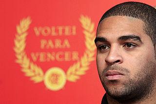 Adriano (footballer, born 1982) Brazilian footballer