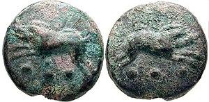 Quadrans - Circa 275–270 BC
