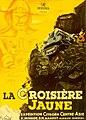 Affiche du film le Croisière Jaune.jpg