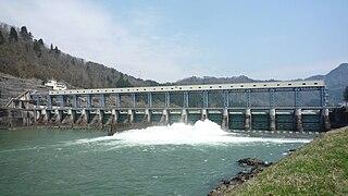 Agekawa Dam