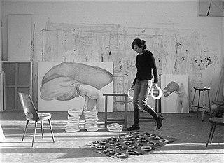 Agnès Thurnauer French-Swiss contemporary artist