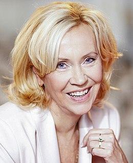 Agnetha Fältskog Swedish recording artist and entertainer