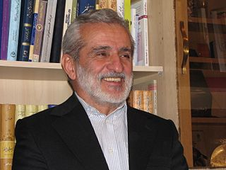 Ahmad Kashani Iranian politician