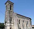 Aiguillon - Église Saint-Côme -1.JPG