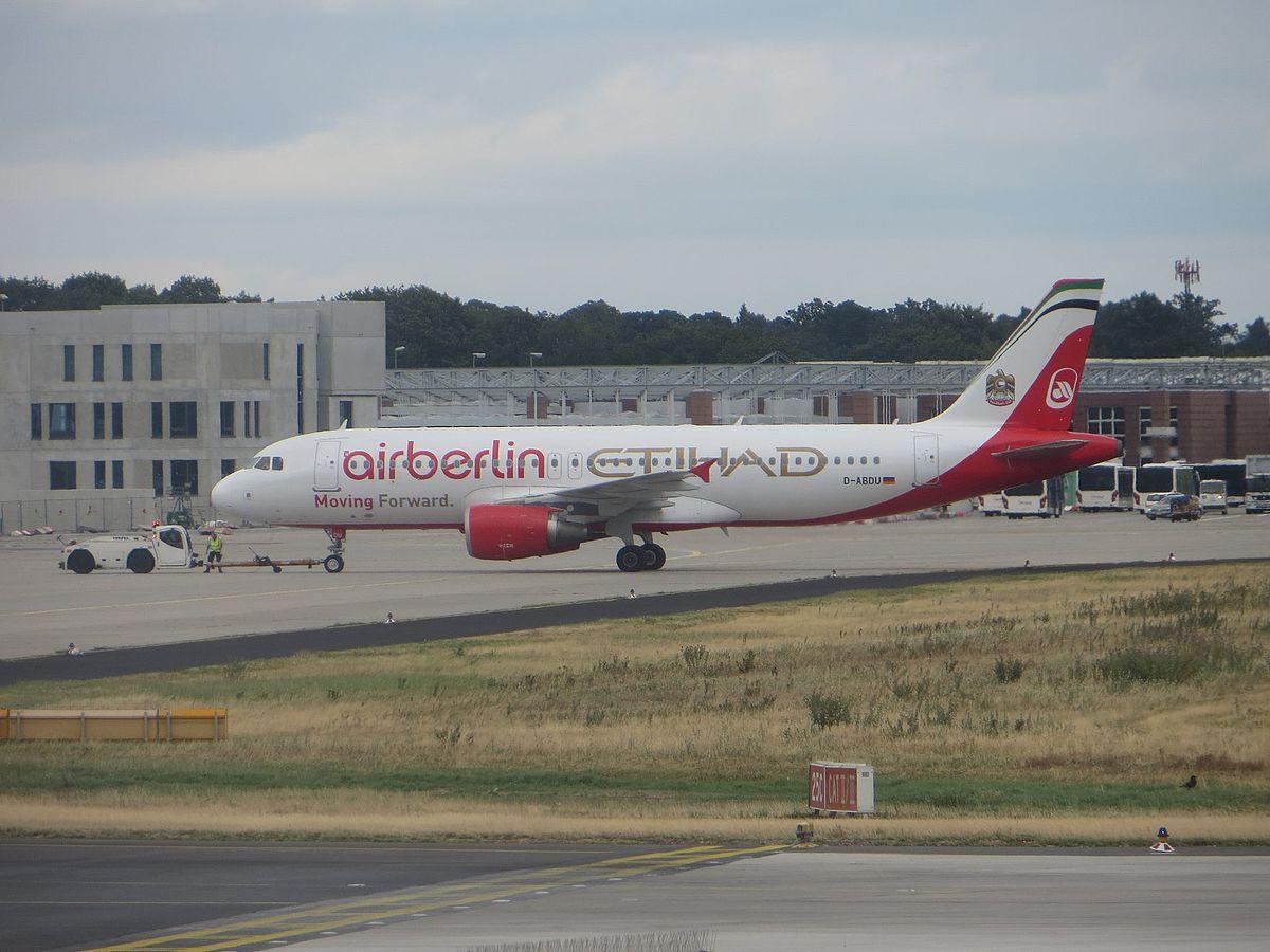 Airberlin Frankfurt Berlin
