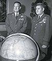 Air Force Chief of Staff Gen. Thomas D. White and Air Force Vice Chief of Staff Gen. Curtis E. Lemay.jpg