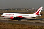 Air India G-CEFG at Mumbai, April 2008.jpg